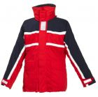 Segeljacke Baltic Match Race rot/marine