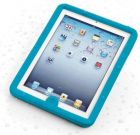 iPad Case wasserdicht blau f. iPad2