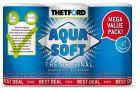 Aqua Soft Toilettenpapier 6 St. (1,16€/Stck.)