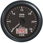 Wema GPS Tachometer 30 Kn/54 km/h