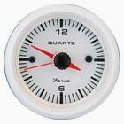 Faria Quartz Uhr 12 V weiß