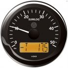 VDO View - Line Sumlog 85 mm 12 kn
