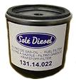 Dieselfilter Sole Mini