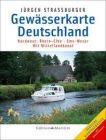 Gewässerkarte Deutschland Nordwest