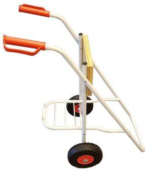 Transportwagen Motorbock mit Rädern bis 100 kg