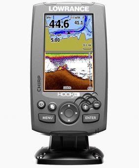 Lowrance Hook 4 GPS/Kartenplotter