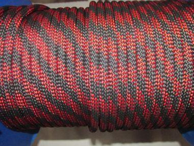 FSE Sirius schwarz/rot 10 mm