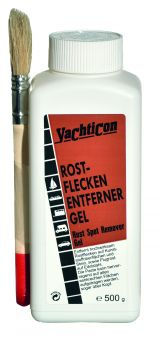Yachticon Rost- Flecken Entferner Gel 500 ml