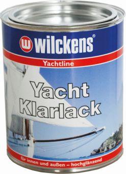 Wilckens Yacht Klarlack 750 ml (14,60€/1l)