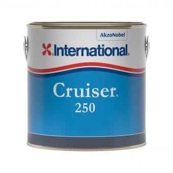 International Cruiser 250 Antifouling