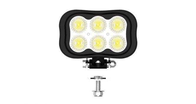 Oledone WD-6L30 60W  LED Arbeitsscheinwerfer 10-48V
