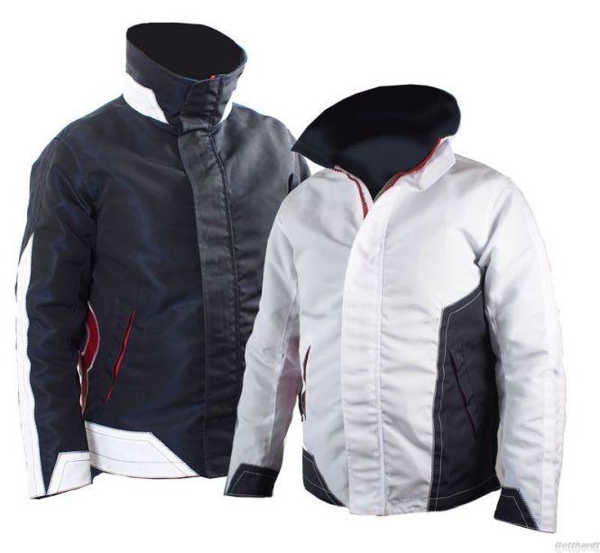 Bainbridge Jacke aus Segeltuch