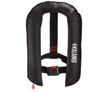 Rettungsweste Talamex 150N mit Lifebelt schwarz