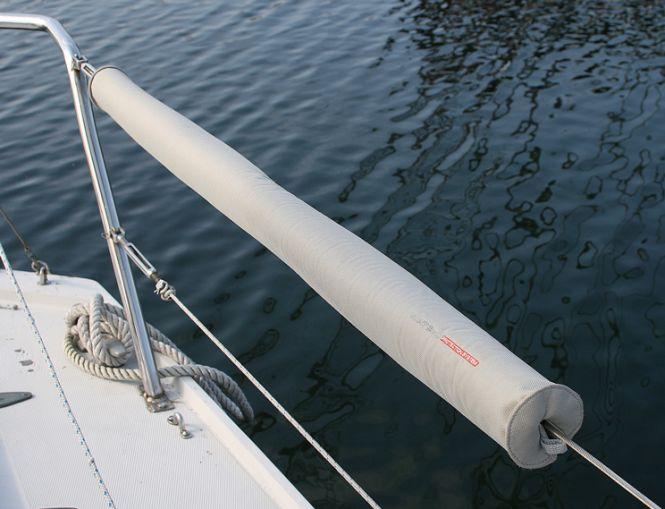 Rückenschutz, Relingskissen für Reling 98 cm