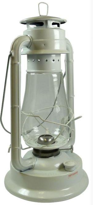 Gartenlaterne, Petroleumlampe groß 38 cm