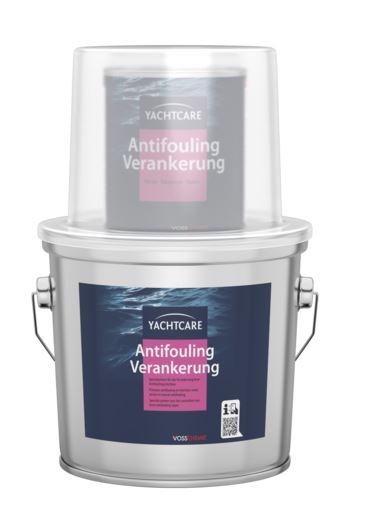 Yachtcare Antifouling Verankerung 750 ml