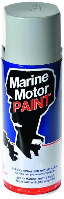 Sprayfarbe schwarz Mercury Außenbordmotor 400 ml