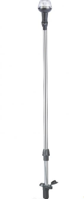 Ankerlaterne LED Edelstahl 914 mm