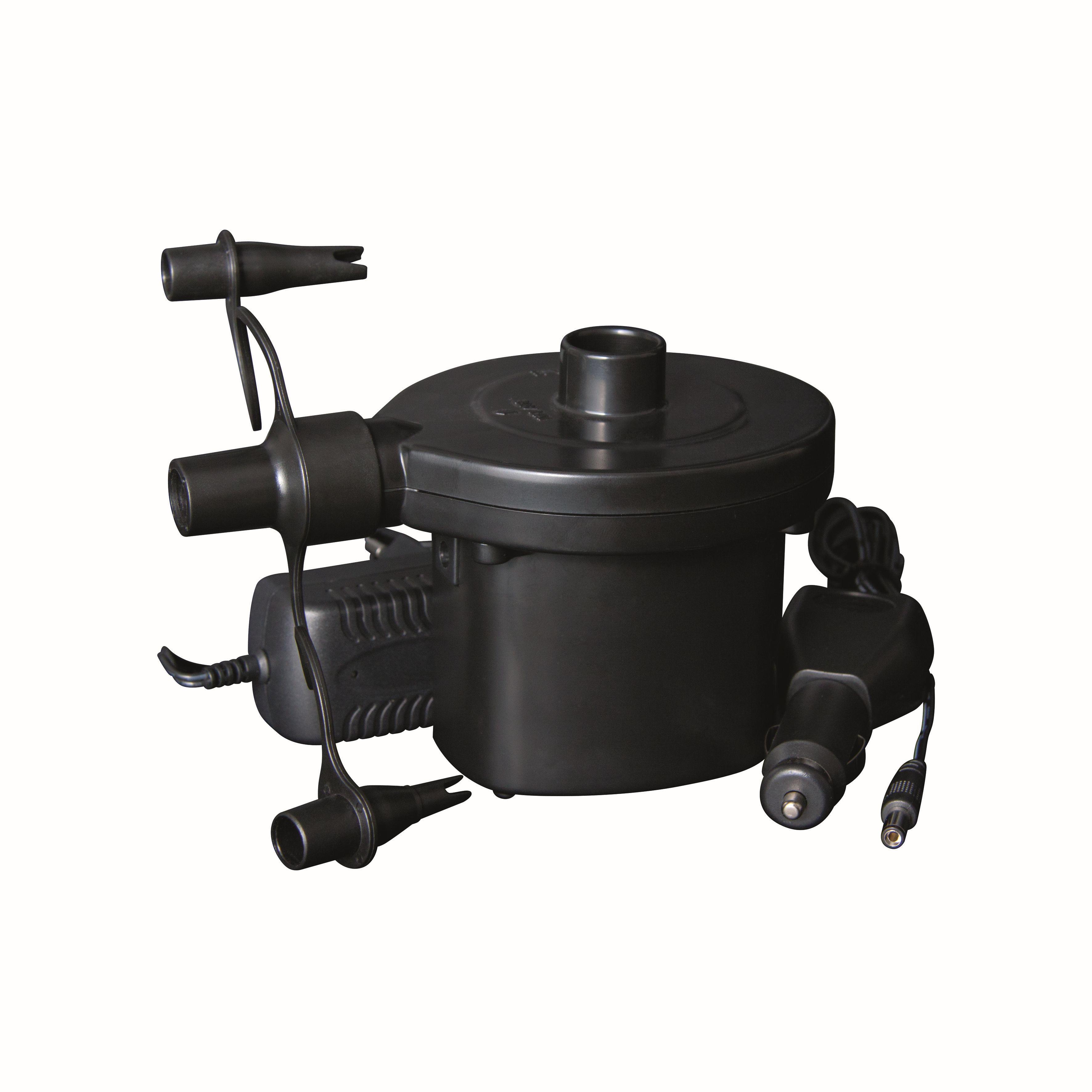 wassersport luftpumpe elektrisch 12 230 v schlauchboot online kaufen. Black Bedroom Furniture Sets. Home Design Ideas